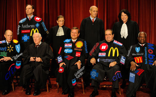 The Corporatist Supreme Court