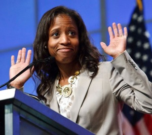 Mia Love, GOP House Candidate in 2014