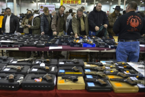 Gun Shows Were A Result  Of Reagan's NRA-ILA