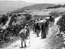 Palestinian Refugees Flee By The Thousands In 1948